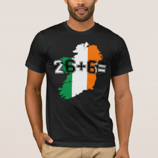 26+6=1 UNITED IRELAND T-Shirt