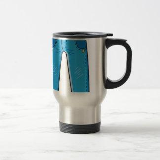 26th February - Levi Strauss Day - Travel Mug