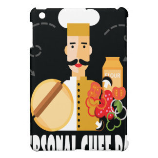 26th February - Personal Chef Day iPad Mini Covers