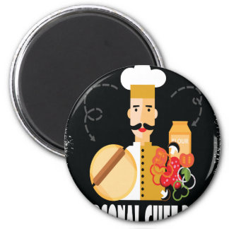 26th February - Personal Chef Day Magnet