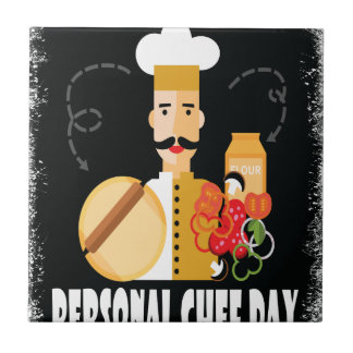 26th February - Personal Chef Day Tile