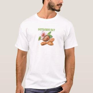 26th February - Pistachio Day - Appreciation Day T-Shirt