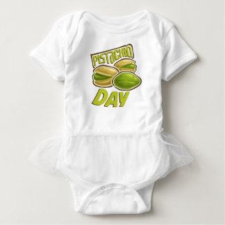 26th February - Pistachio Day Baby Bodysuit
