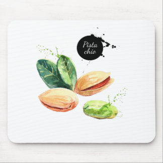 26th February - Pistachio Day Mouse Pad