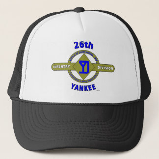 "26TH INFANTRY DIVISION ""YANKEE"" TRUCKER HAT"