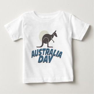 26th January - Australia Day Baby T-Shirt