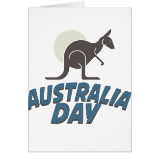 26th January - Australia Day Card