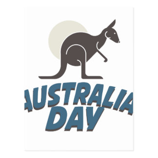 26th January - Australia Day Postcard