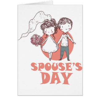 26th January - Spouse's Day Card