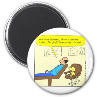 272 best friend cartoon in color magnet