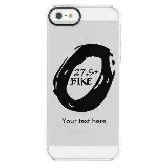 27.5+ MOUNTAIN BIKE CLEAR iPhone SE/5/5s CASE