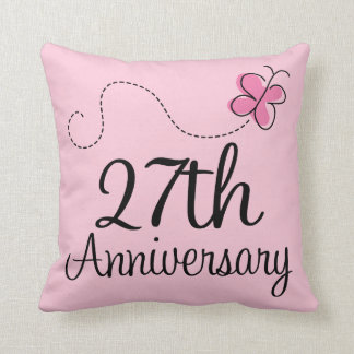 27th Anniversary Wedding Gifts and Gift Ideas