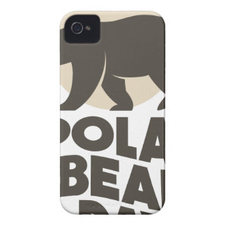 27th February - Polar Bear Day Case-Mate iPhone 4 Cases