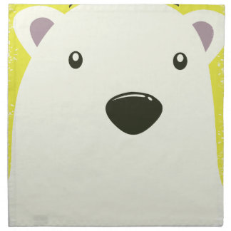 27th February - Polar Bear Day Napkin