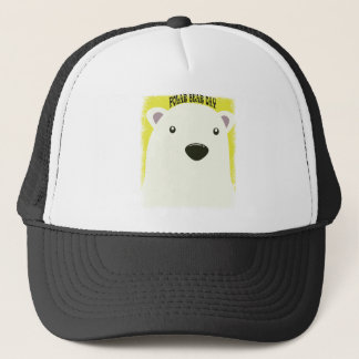 27th February - Polar Bear Day Trucker Hat