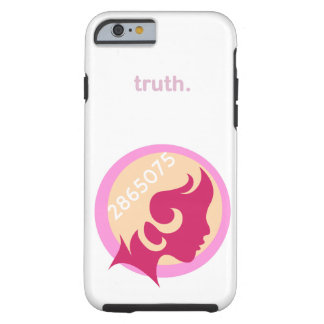 2865075 Women's March iPhone 6/6s Tough Phone Case