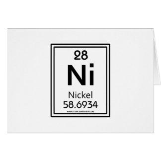 28 Nickel Card