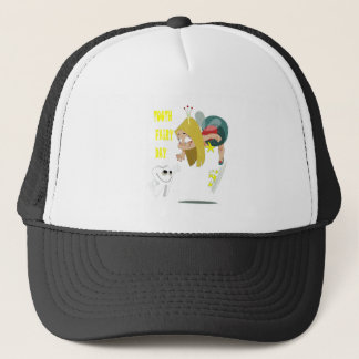 28th February - Tooth Fairy Day - Appreciation Day Trucker Hat