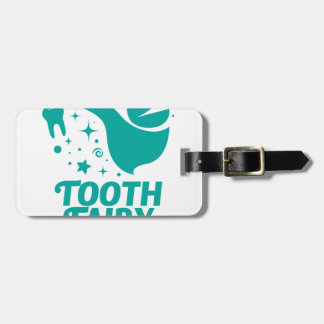 28th February - Tooth Fairy Day Luggage Tag