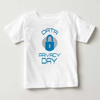28th January - Data Privacy Day - Appreciation Day Baby T-Shirt