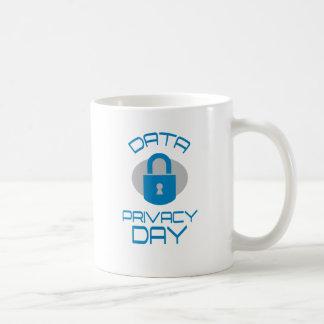 28th January - Data Privacy Day - Appreciation Day Coffee Mug