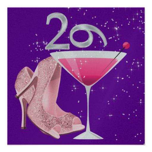 29 AGAIN Birthday Party Invitation by SRF