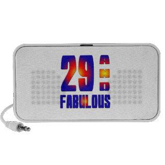 29 And Fabulous Mini Speaker