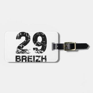 29 Breizh Luggage Tag
