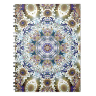 29Mandalas from the Heart of Freedom 29 Gifts Spiral Notebook