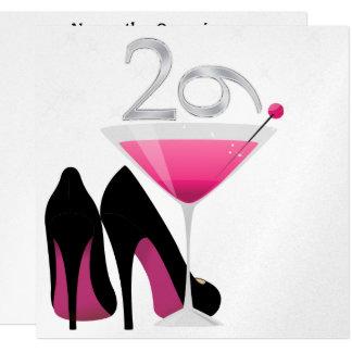 29th Birthday Party Invitation by SRF