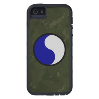 """29th Infantry Division """"29 Lets Go!"""" WW II Camo iPhone 5 Cases"""