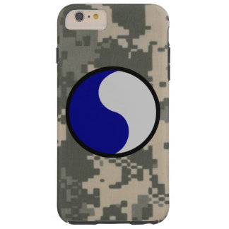 """29th Infantry Division """"Army Digital Camo"""" iPhone 6 Plus Case"""
