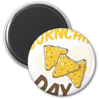 29th January - Cornchip Day Magnet