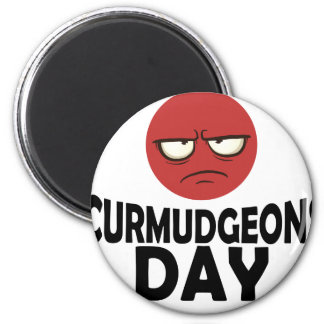29th January - Curmudgeons Day Magnet