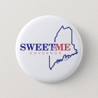 """2.0"""" Sweet for Governor Button"""