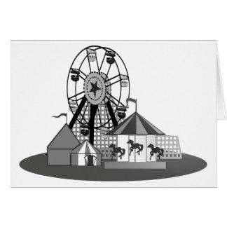 2-14 Ferris Wheel Day Card