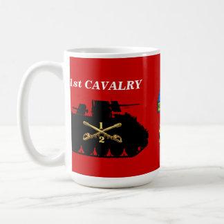 2/1st Cavalry M113 ACAV Track Mug