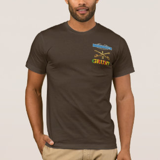2/1st Cavalry M113 CIB Grunt Shirt