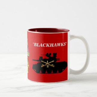 2/1st Cavalry M551 Sheridan Mug