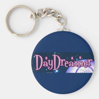 """2.25"""" Basic Button DayDreamer Keychain"""