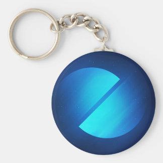 "2.25"" Basic Button Keychain"