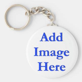 2 25 Basic Button Keychain