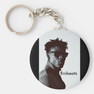 "2.25"" Basic Enibeats Keychain"
