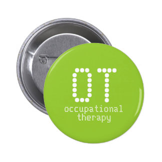 2 25 occupational therapy button - green