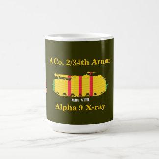 2/34th Armor, 25th Inf. Div. M88 VTR VSM Mug