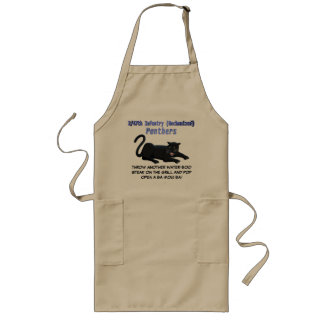 2/47th Inf. Panther BBQ Apron