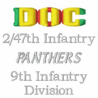 2/47th Inf. Vietnam DOC Combat Medic CMB Shirt Jacket