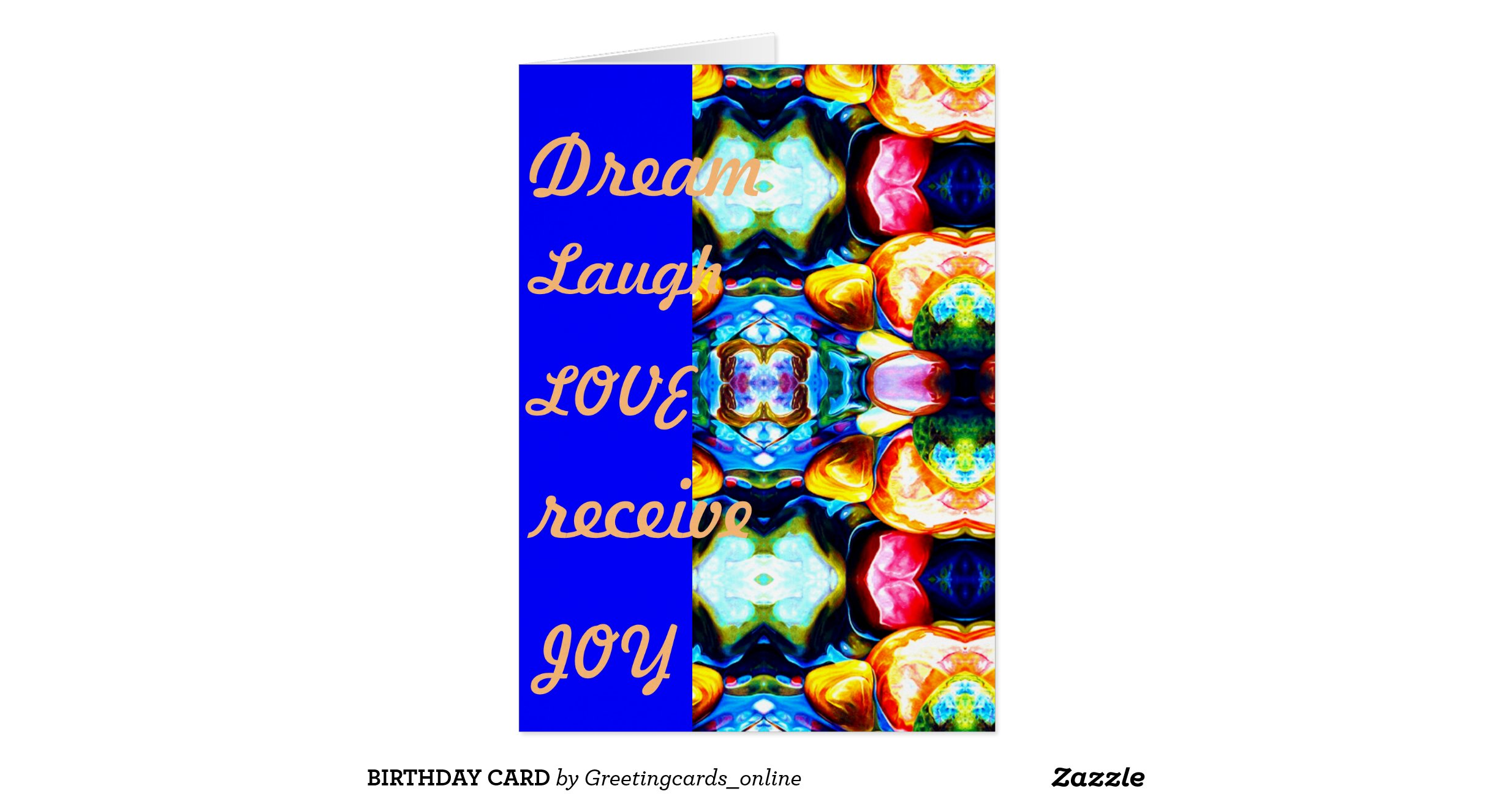 Birthday Cards Exclusive ~ Exclusive birthday card zazzle