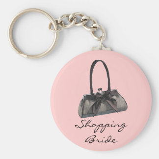 $2.95 Shopping Bride / My Purse Key Chains