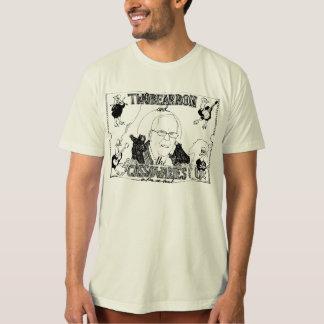 2 Bear Ron & The Cassowaries T-Shirt